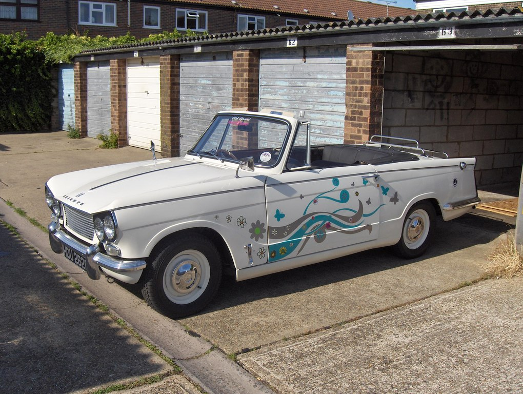 Another Old-Speed 1962 Ford Capri post... - 12449287