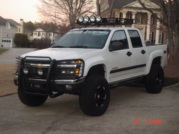 duluthz71 2005 chevrolet colorado regular cab specs photos modification info at cardomain. Black Bedroom Furniture Sets. Home Design Ideas