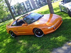 hotmr2turbos 1991 Toyota MR2