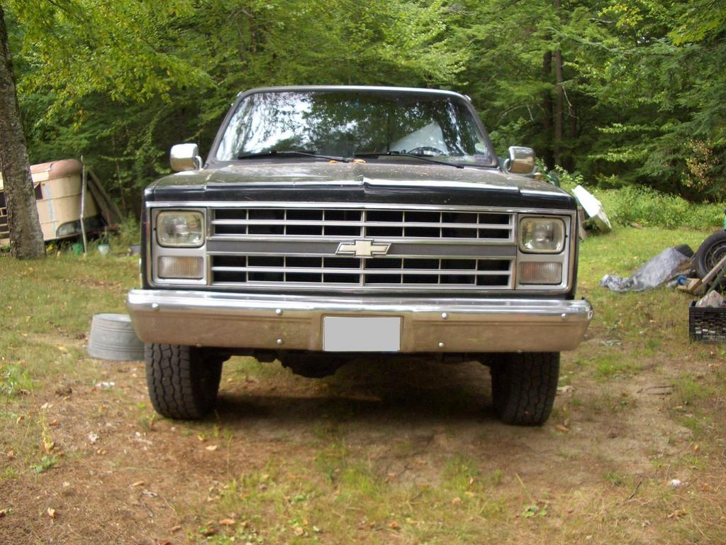 chevygirl96's 1987 Chevrolet Scottsdale