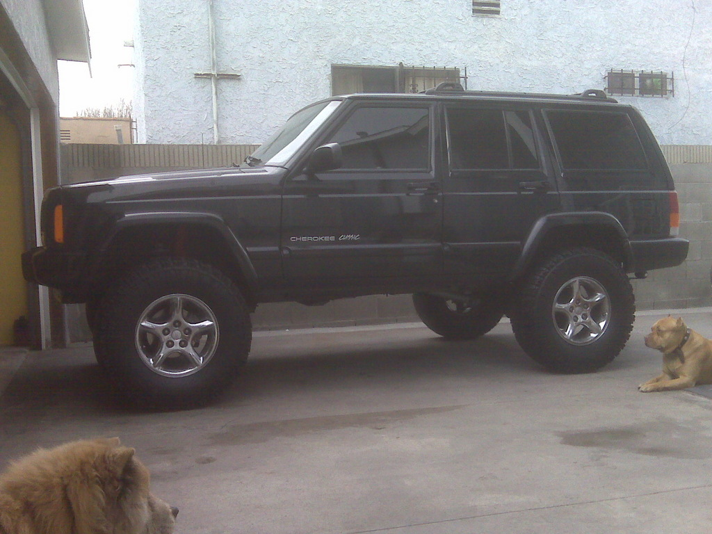 Another jpv11 2000 Jeep Cherokee post... - 12454527
