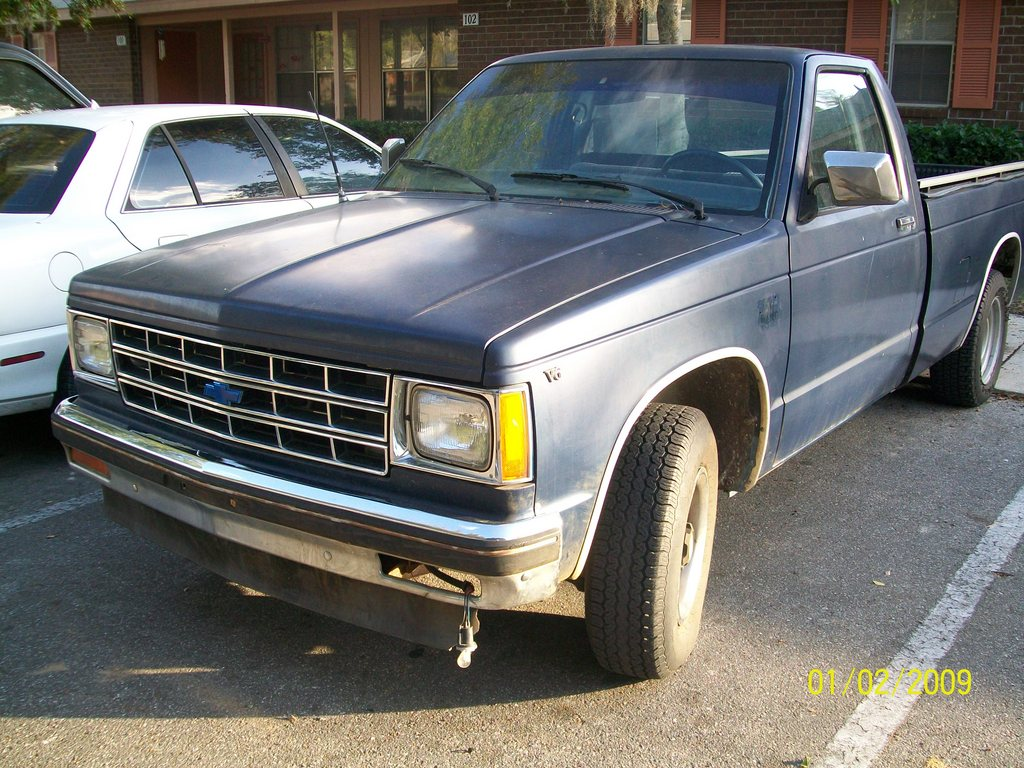 1983 chevy s10 truck for autos post. Black Bedroom Furniture Sets. Home Design Ideas