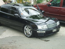 churchey22 1996 Lexus LS