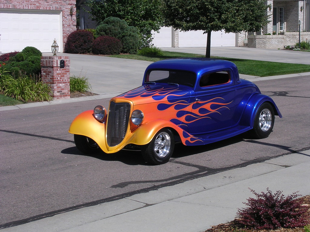 dk-rods 1934 Ford Coupe Specs, Photos, Modification Info ...
