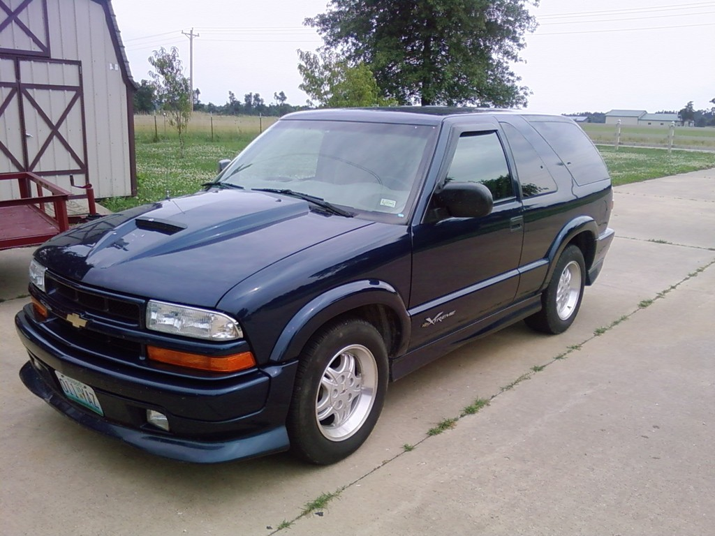 2001 chevrolet blazer reviews html