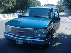 GmcKrew209s 1993 GMC Sierra 1500 Regular Cab