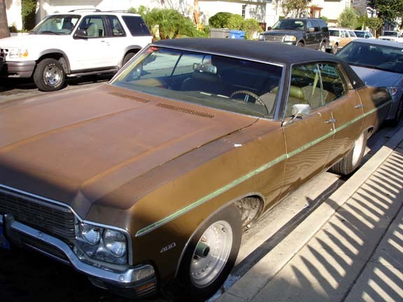 Another bgcarter 1970 Chevrolet Caprice post... - 12456911