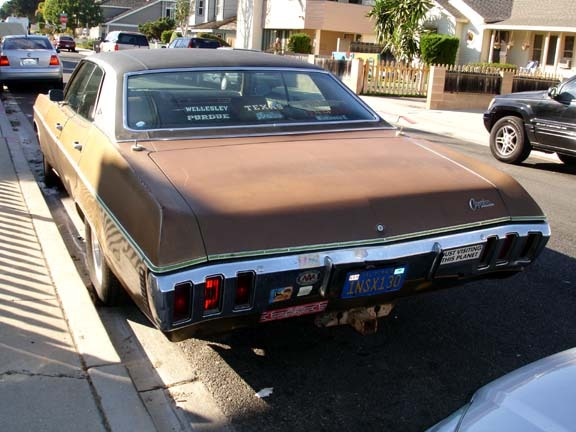 Another bgcarter 1970 Chevrolet Caprice post... - 12456912