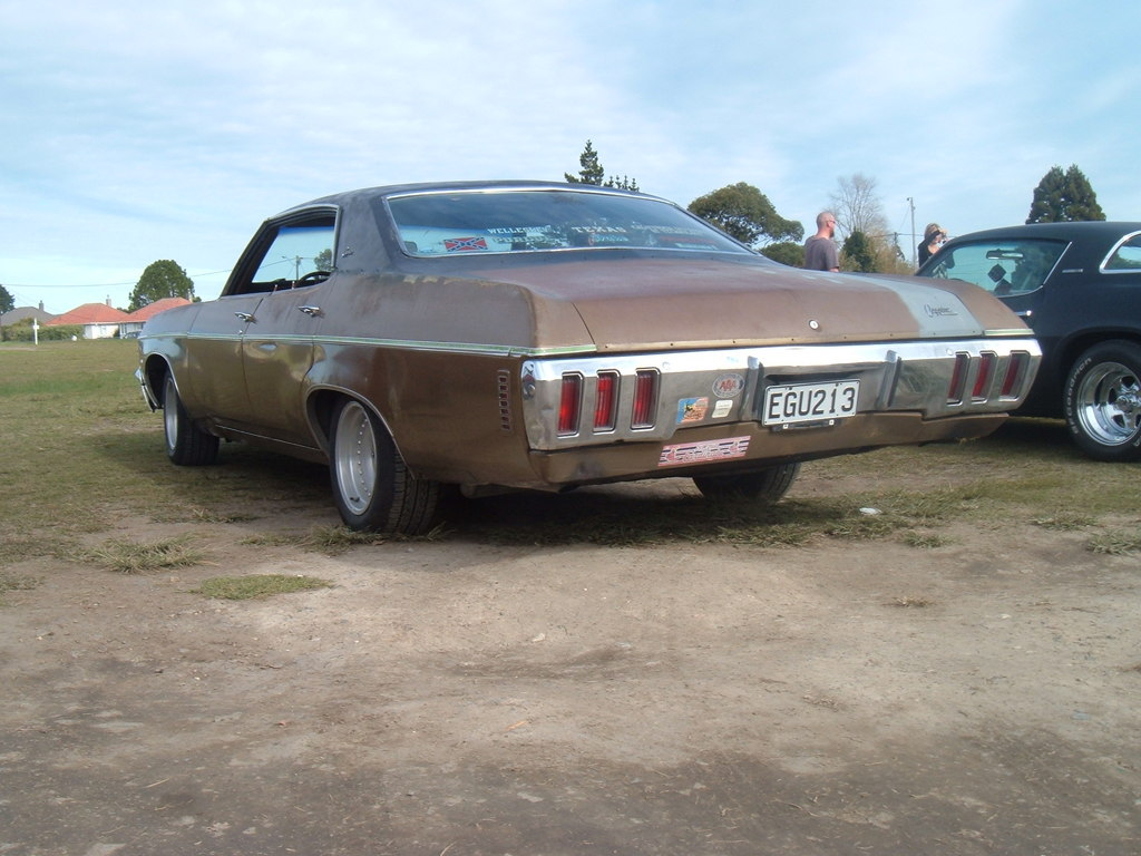 Another bgcarter 1970 Chevrolet Caprice post... - 12456919