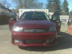 Breezy74 2007 Ford Focus