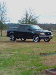 codyberry 2002 Ford Roush F-150