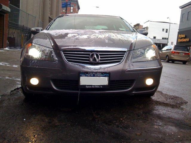 chulodee 39 s 2005 acura rl in brooklyn ny. Black Bedroom Furniture Sets. Home Design Ideas