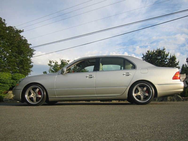 Another JT2MA71 2001 Lexus LS post... - 12459706