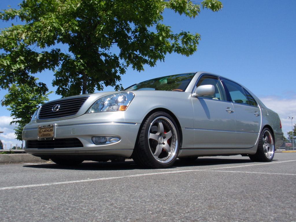 Another JT2MA71 2001 Lexus LS post... - 12459708