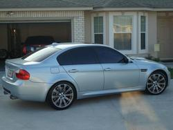 anthonyslexuss 2008 BMW M3