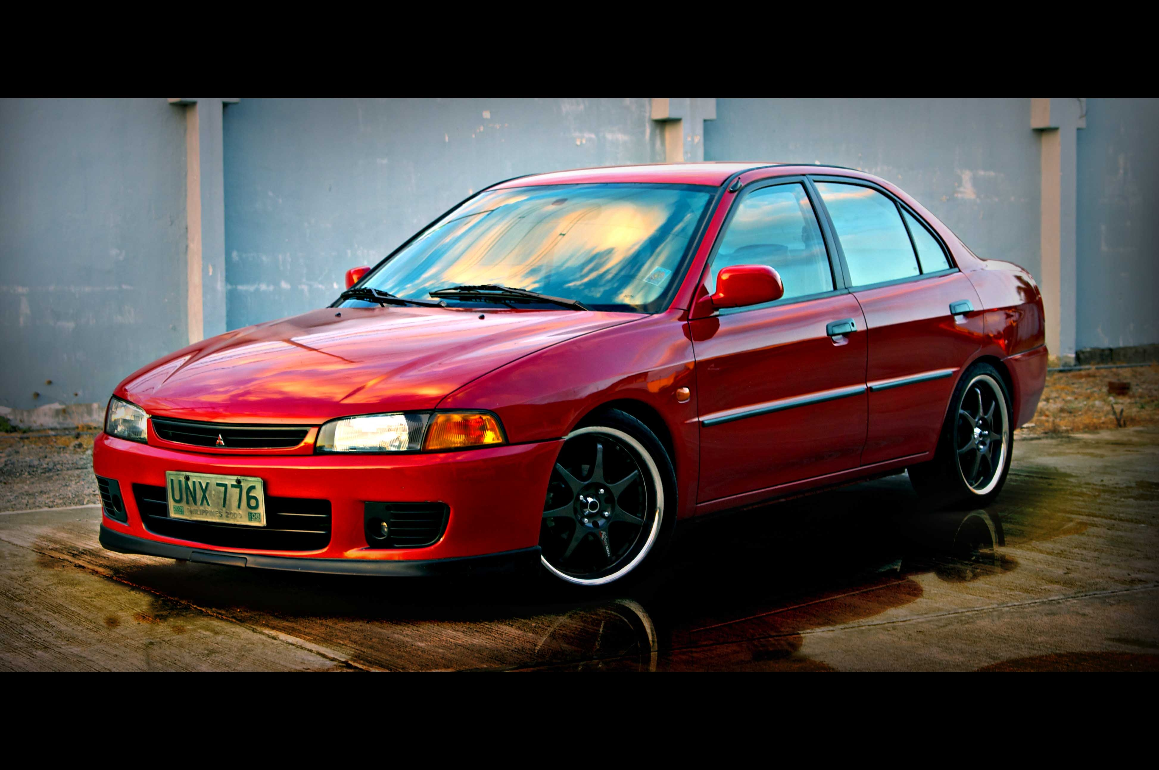 Wamiw 1997 Mitsubishi Lancer Specs  Photos  Modification
