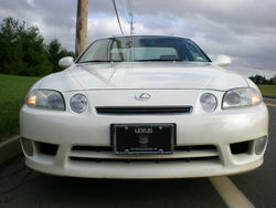 FastlaneLexuss 1997 Lexus SC