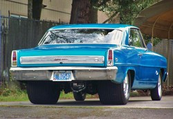 str8upchevys 1966 Chevrolet Nova