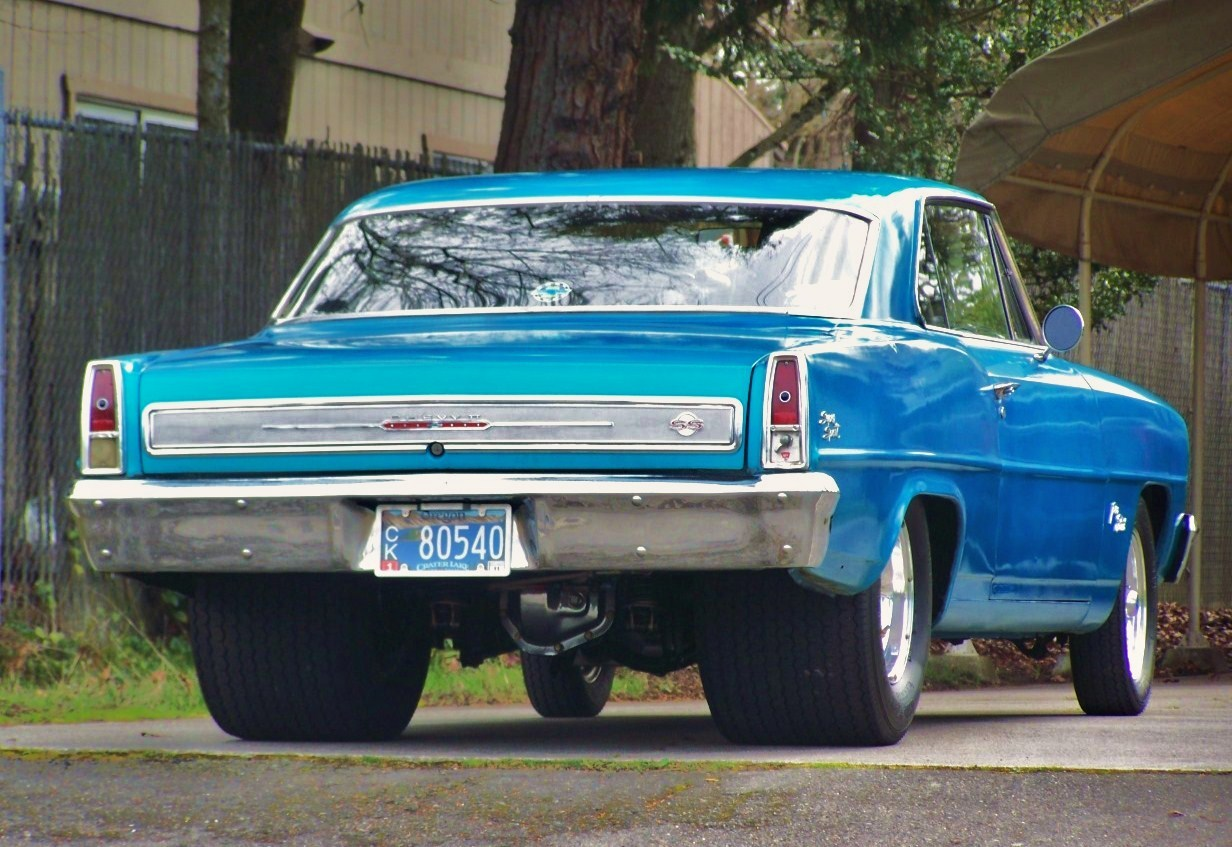Str8upchevy S 1966 Chevrolet Nova In Grants Pass Or