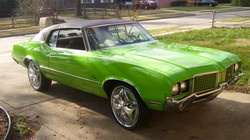 Lakerboy79s 1972 Oldsmobile Cutlass