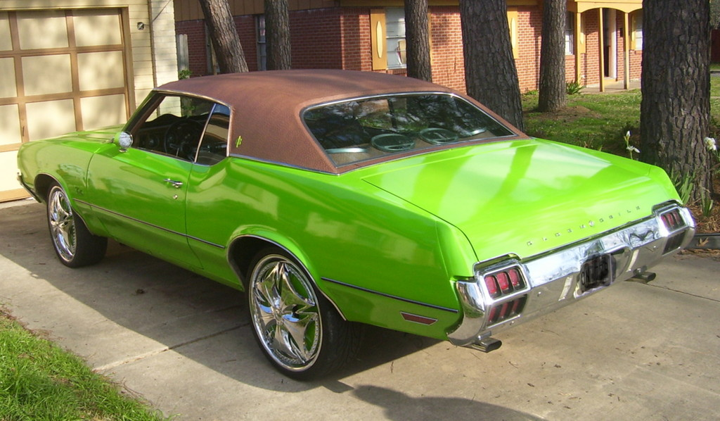 Another Lakerboy79 1972 Oldsmobile Cutlass post... - 12460101