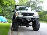 protila 2003 Ford Ranger Regular Cab