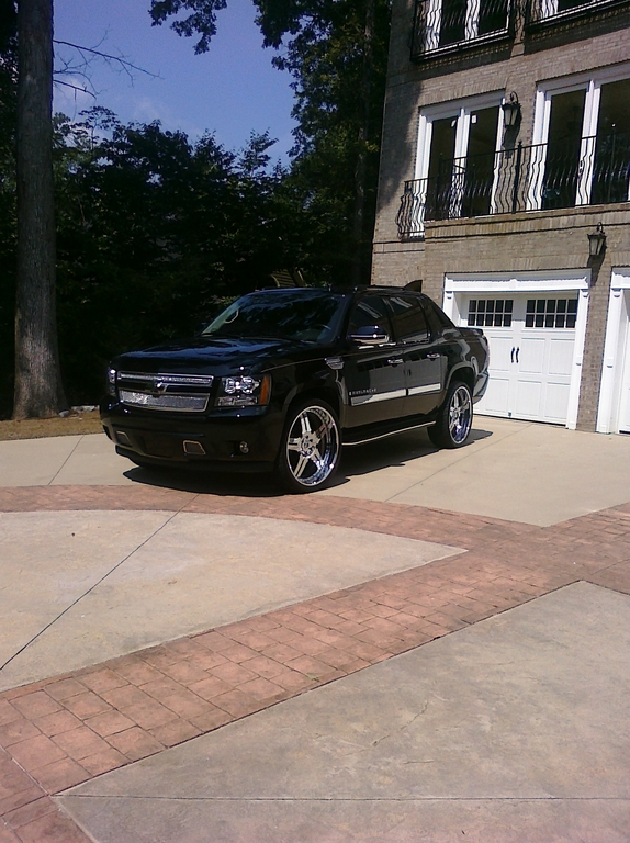 bigwigg 2008 chevrolet avalanche specs photos. Black Bedroom Furniture Sets. Home Design Ideas