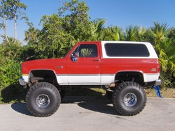 ressurected 1988 GMC Jimmy