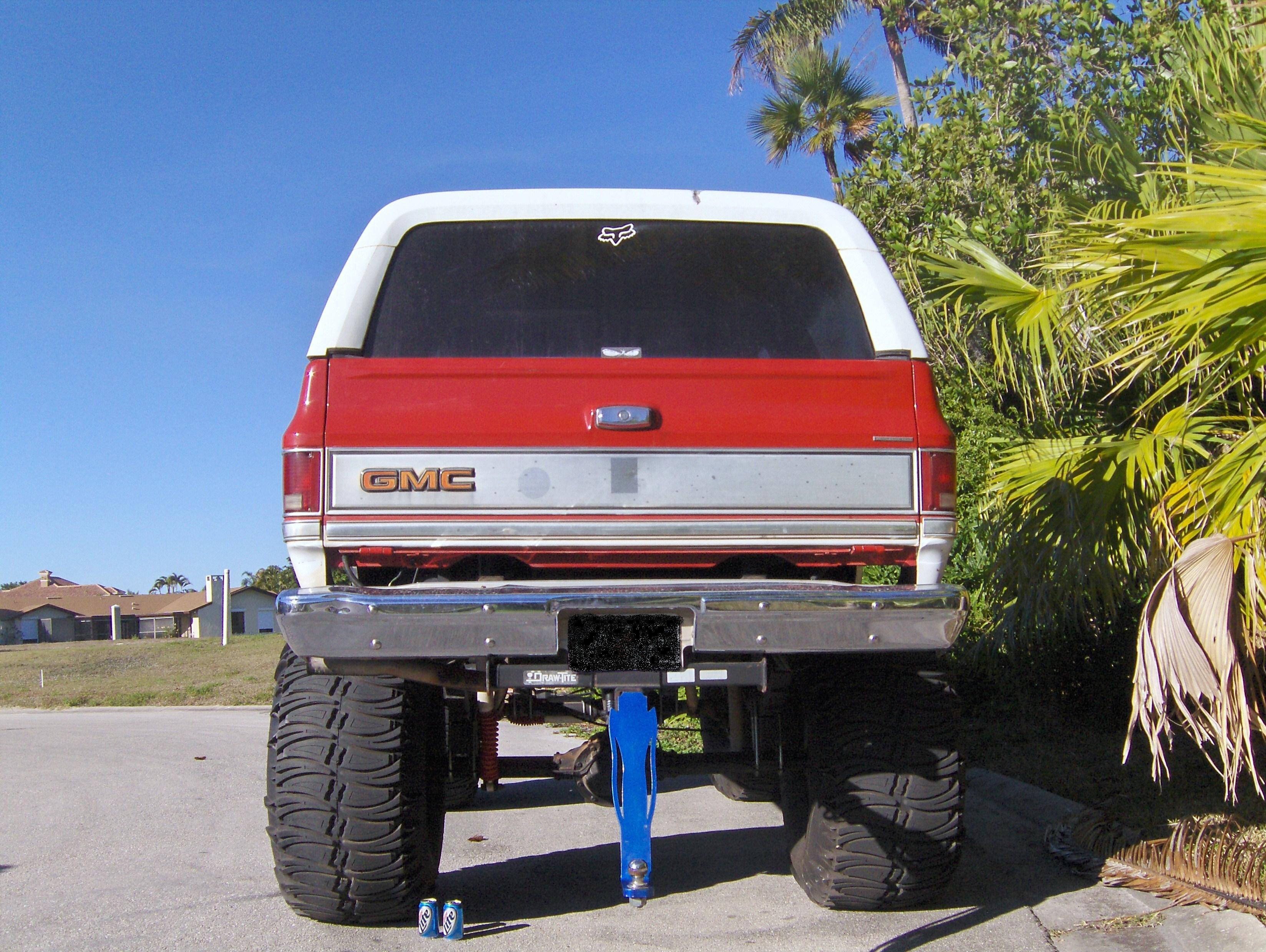 Another ressurected 1988 GMC Jimmy post... - 12460796