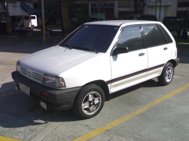 Another btdc_atdc 1991 Kia Pride post... - 12459690