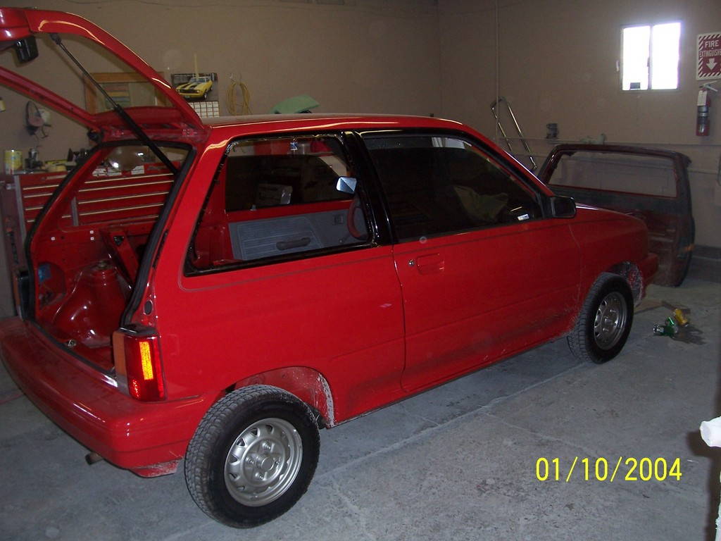 Another Alex_vale 1988 Ford Festiva post... - 12474995
