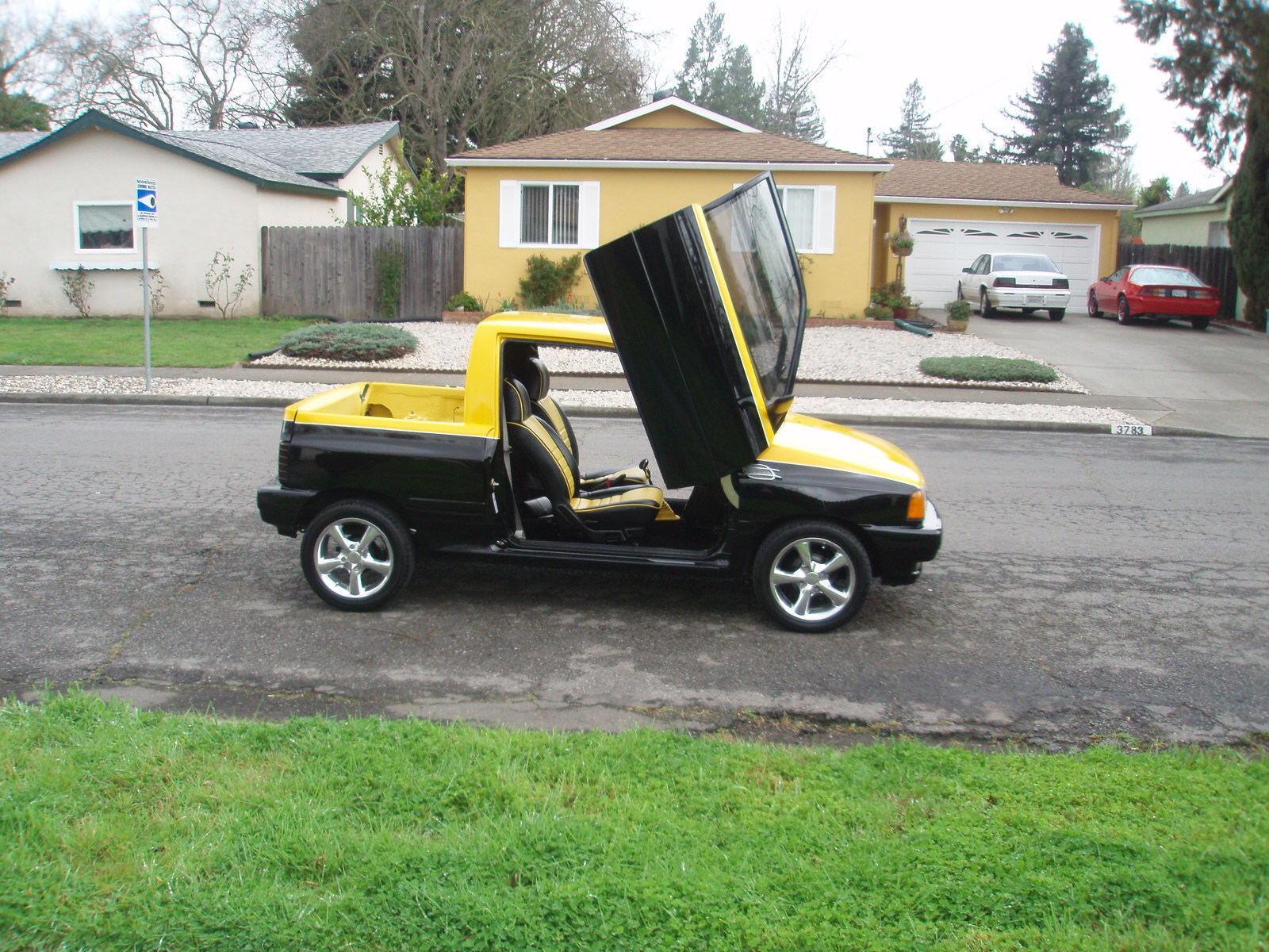 Another Alex_vale 1988 Ford Festiva post... - 12475025