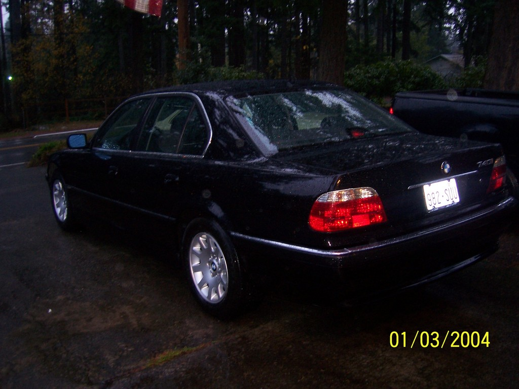Another TheDude22 2001 BMW 7 Series post... - 12461410