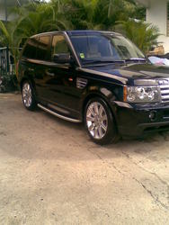 churchey22s 2008 Land Rover Range Rover Sport