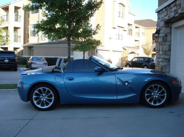 Jasont117 2003 Bmw Z4 Specs Photos Modification Info At Cardomain