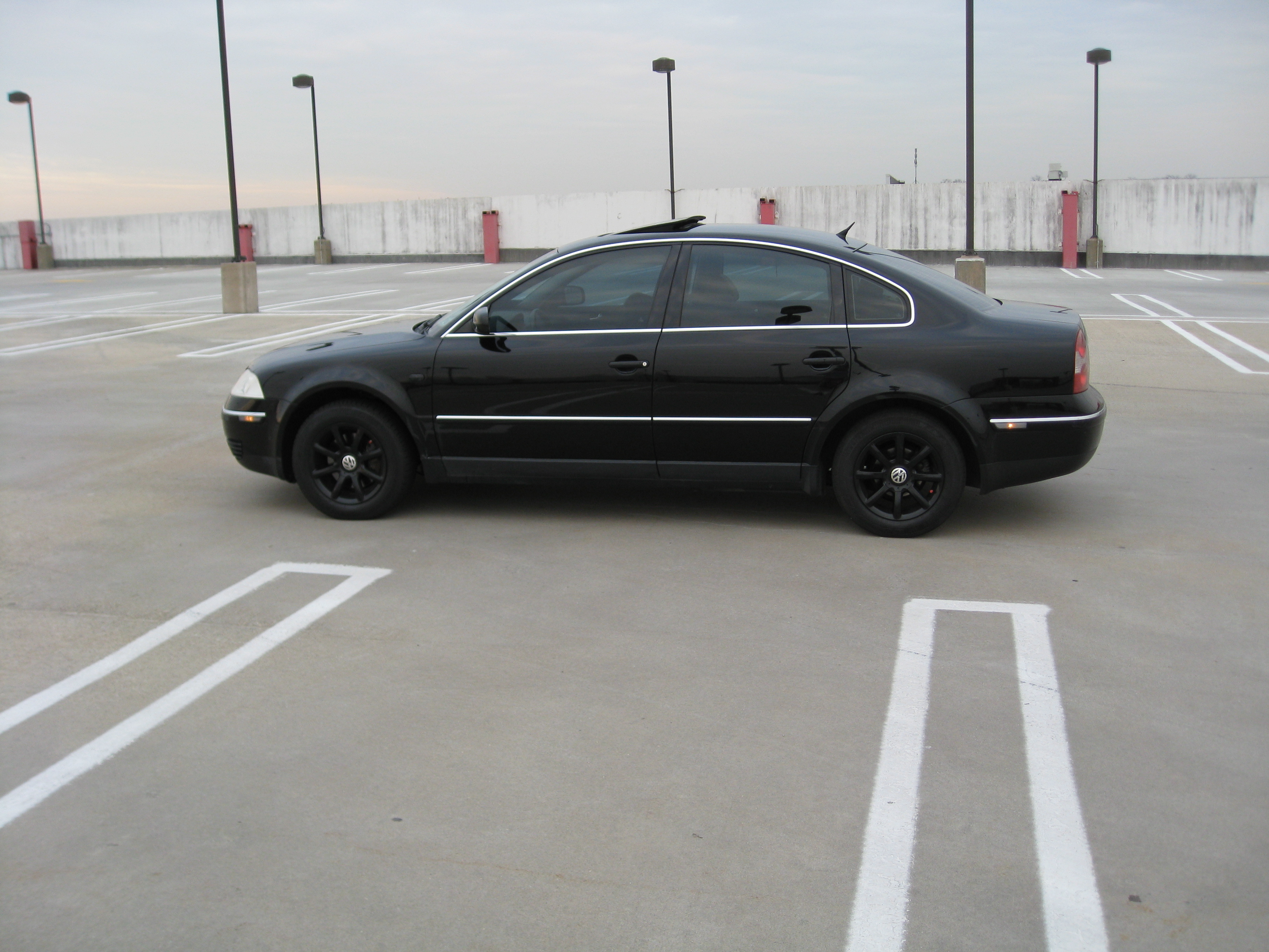 Vf21atr 2004 Volkswagen Passat Specs Photos Modification