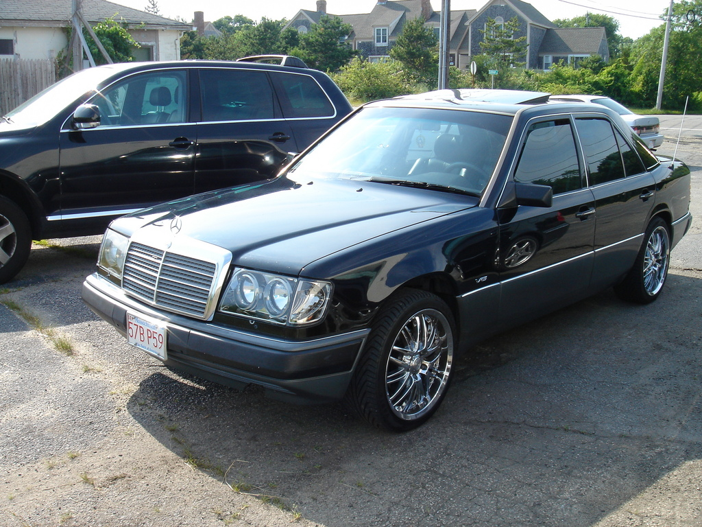 kay 9 1992 mercedes benz 300e specs photos modification