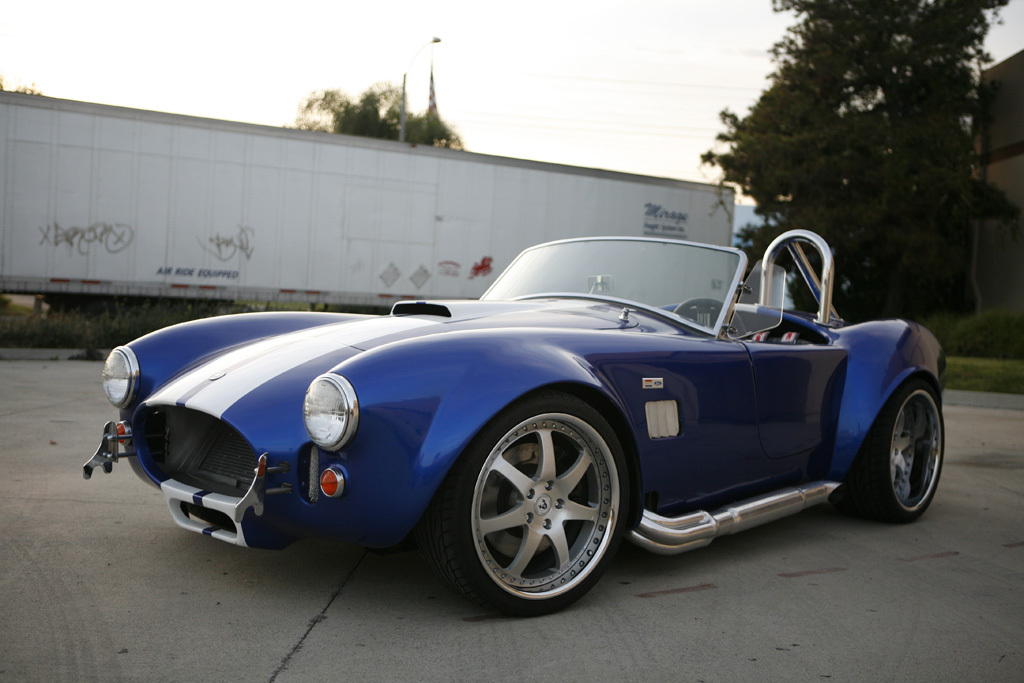 iforged-1's 1965 Shelby Cobra