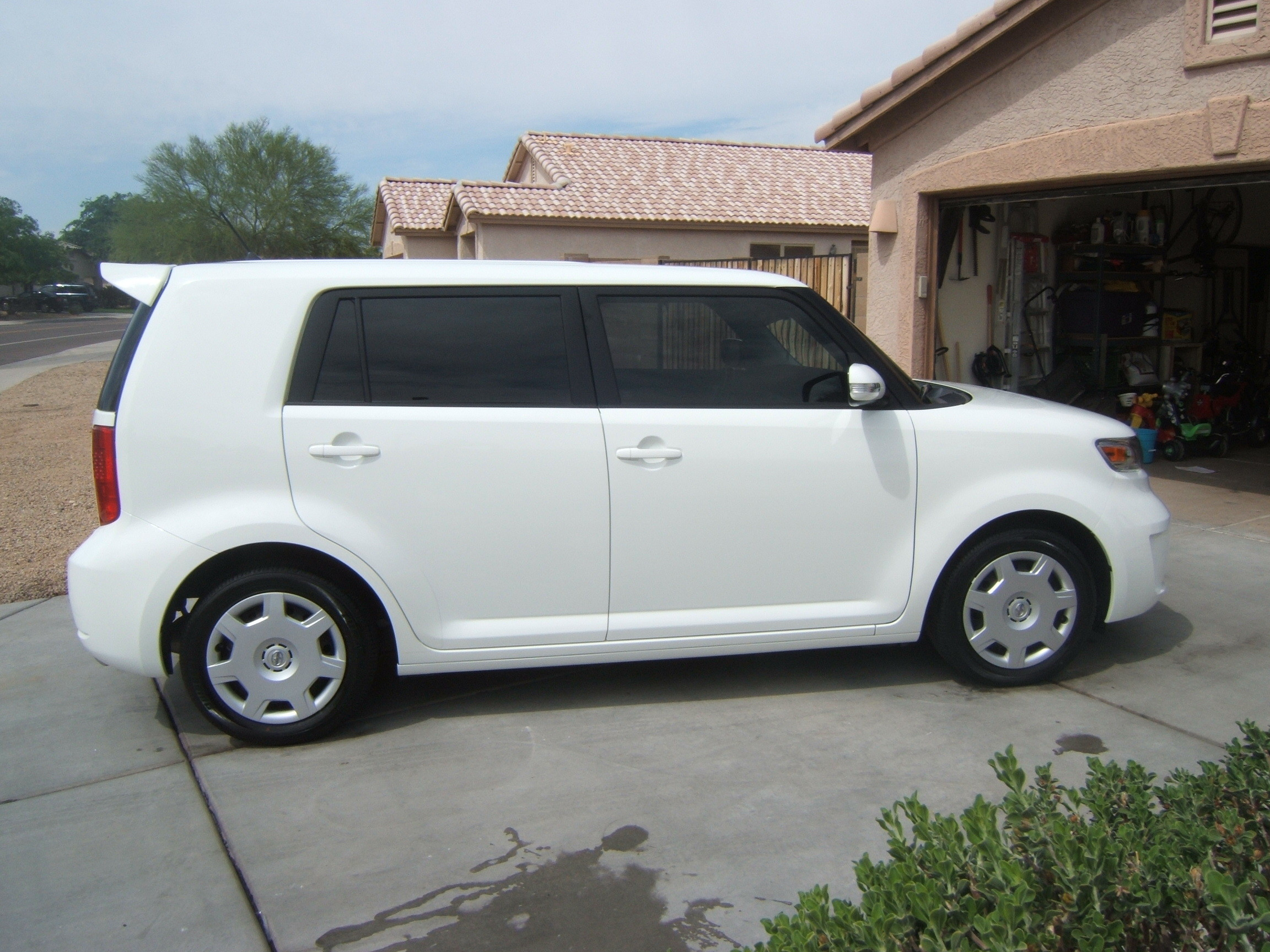 wags71 2008 scion xb specs photos modification info at cardomain. Black Bedroom Furniture Sets. Home Design Ideas