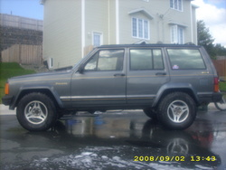 liftkitess 1989 Jeep Cherokee