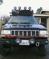 oldschool787s 1996 Jeep Grand Cherokee