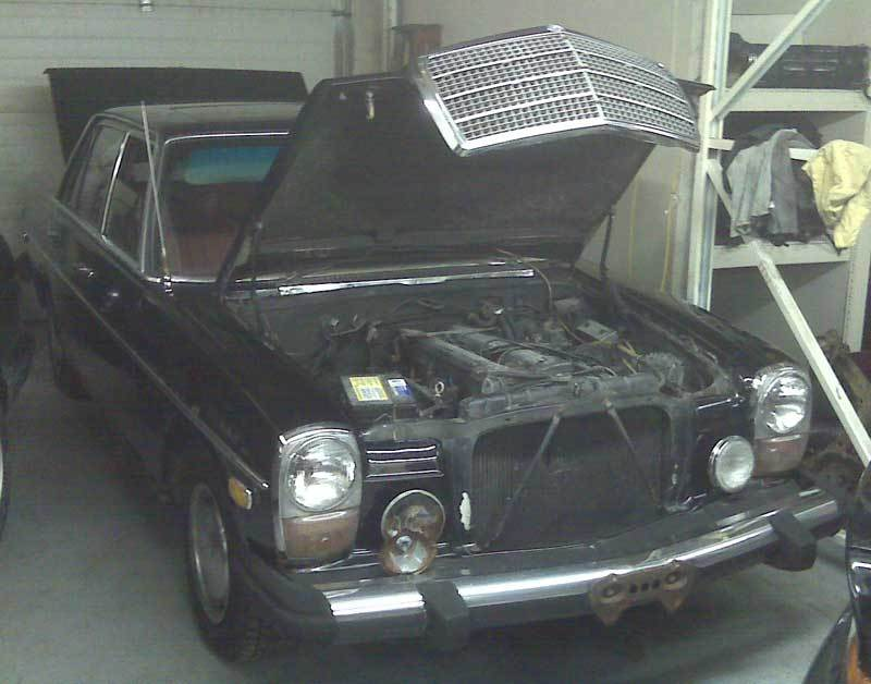 Another Max-Zorin 1974 Mercedes-Benz 280SE post... - 12466133