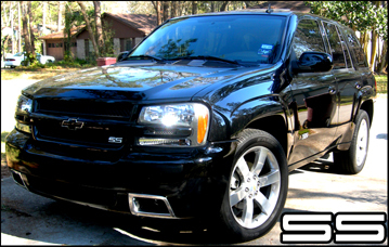 JPIMCP's 2008 Chevrolet TrailBlazer