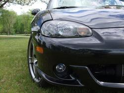 mazdaspeed-Scotts 2005 Mazda Miata MX-5