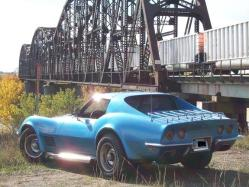 Stingray406SBs 1970 Chevrolet Corvette