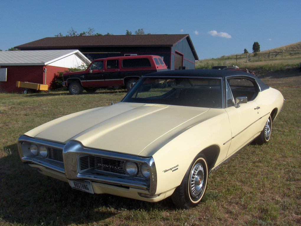 68pls6c 1968 Pontiac Tempest Specs Photos Modification