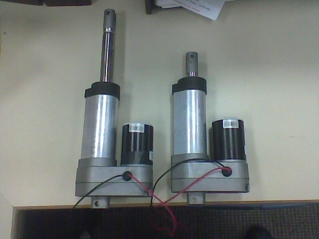Electric Actuator For 3 Point Hitch Or Plows