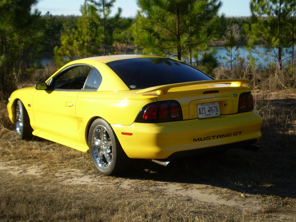 huck5oh 1994 ford mustang specs photos modification info. Black Bedroom Furniture Sets. Home Design Ideas