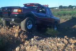 RnMEtts 1994 Ford Ranger Super Cab