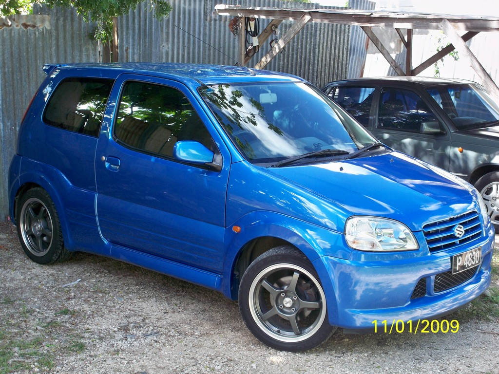 iisdat 2004 suzuki ignis specs photos modification info at cardomain. Black Bedroom Furniture Sets. Home Design Ideas